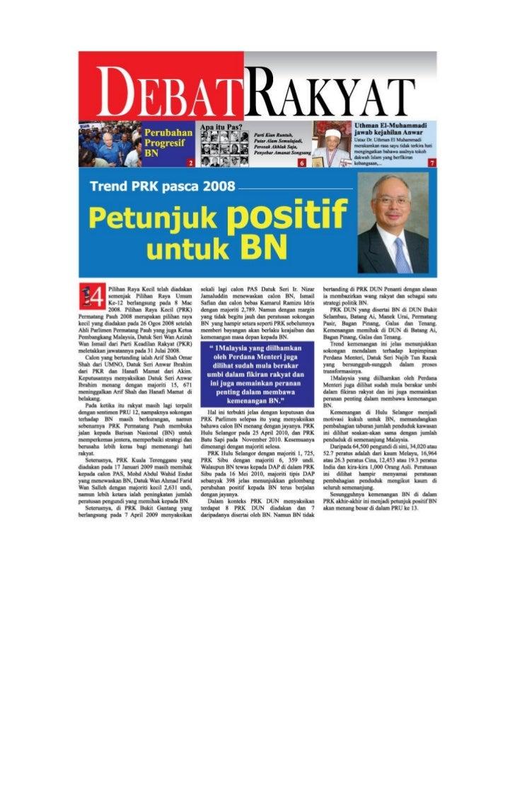 Debat Rakyat Edisi 3