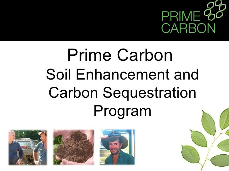Prime Carbon: Soil Enhancement & Carbon Sequestration Program