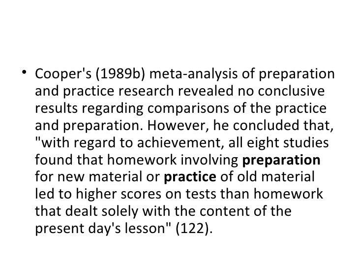 Cooper homework