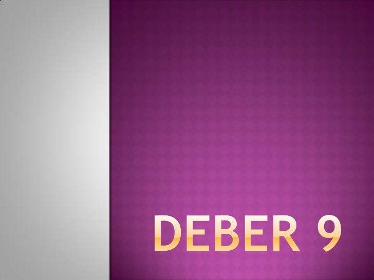 Deber 10