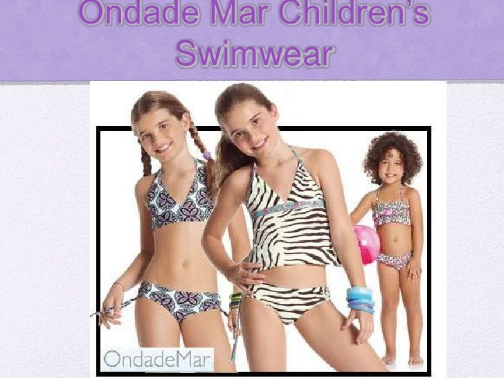Ondade Mar Children's Swimwear<br />