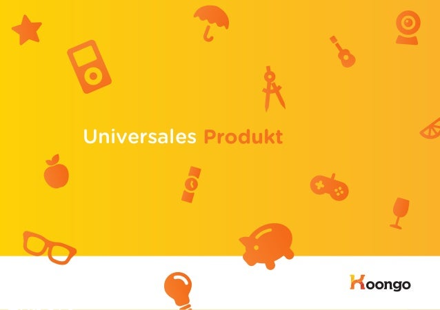 Universales Produkt Export                             1