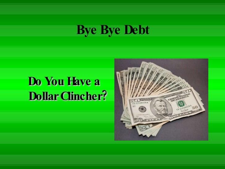 Debt Elimination Tips