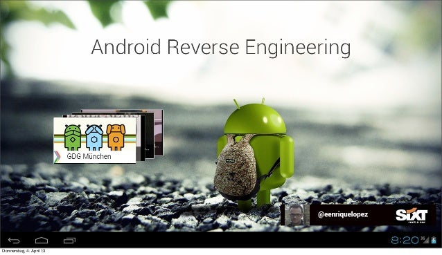 Debugging Android - GDG Munich