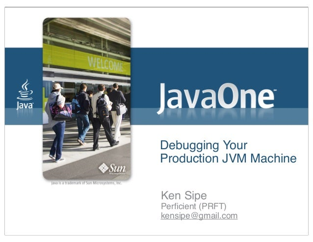 Debugging Your Production JVM