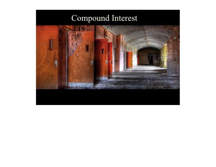 Dec. 17 Compound Interest