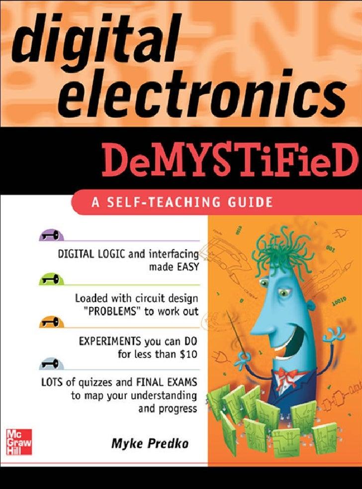 Dec   ''too simple'' digital electronics demystified (mc graw