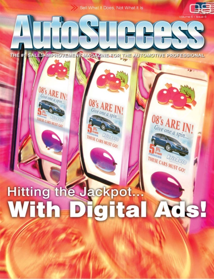 AutoSuccess Dec07