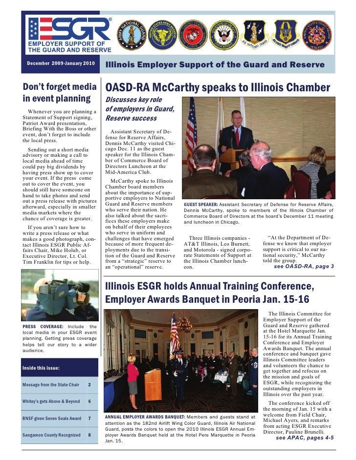 Dec 09 Jan 10 Ilesgr Newsletter