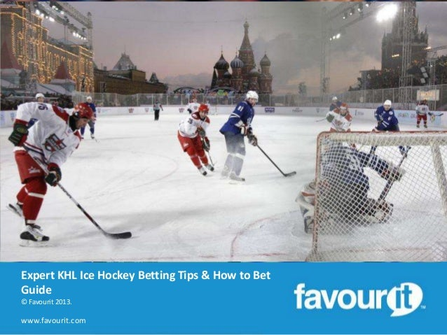 Expert KHL ice hockey betting tips & how to bet on KHL guide