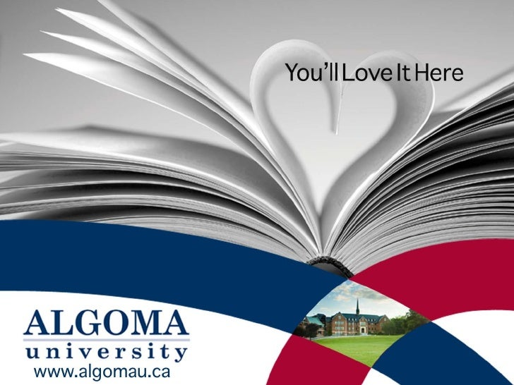 Algoma University Foundation & the Essential Elements Campaign