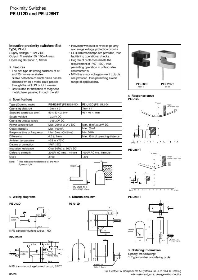 05 - limit switch