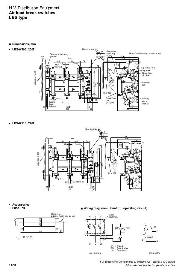 11 - power fuses  vt  u0026 ct