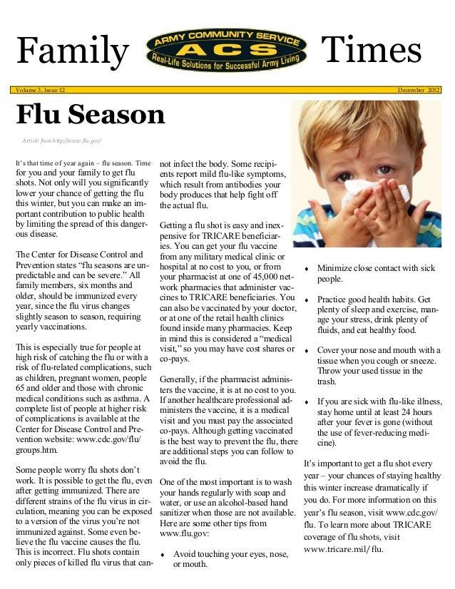 Family                                                                                           TimesVolume 3, Issue 12  ...