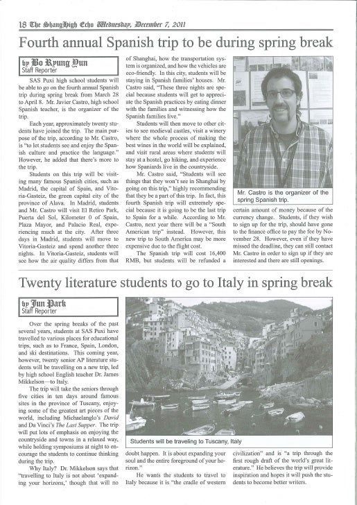 7 de diciembre de 2011 - The ShangHigh Echo - Pagina 18