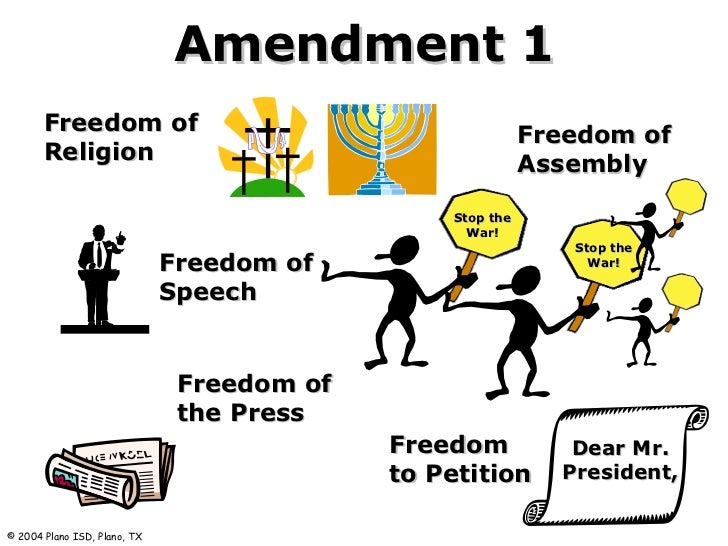 freedom of speech assembly and association And constitutional doctrine in the area of freedom of association has assumed an   from the first amendment rights to freedom of speech and assembly, and as.