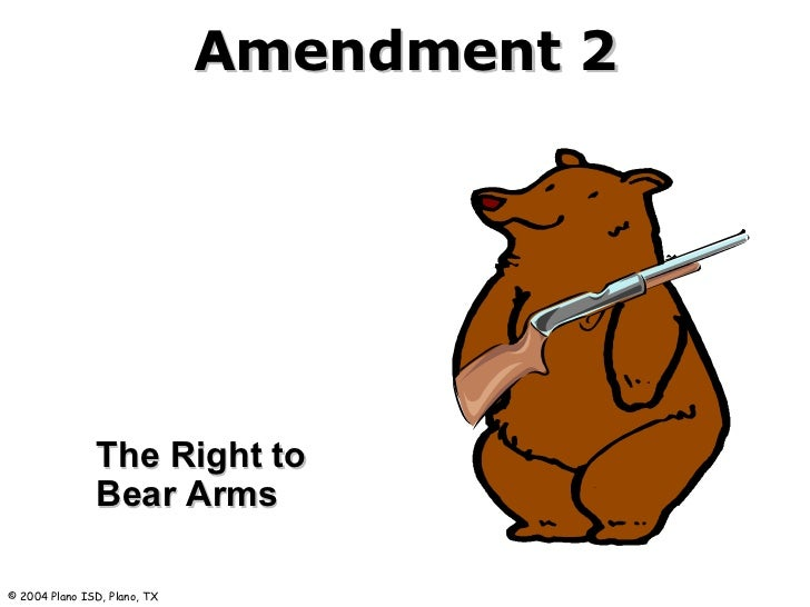 Second Amendment to the United States Constitution  Wikipedia