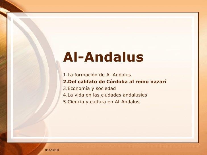 De Califato A Granada