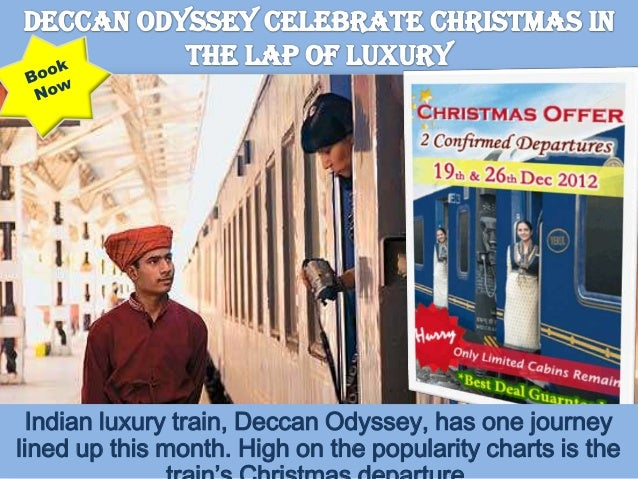 Deccan Odyssey Special Offer
