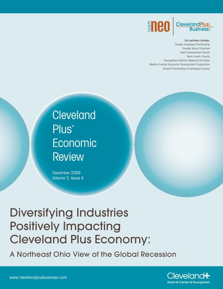 December 2009 Cleveland Plus Quarterly Economic Review