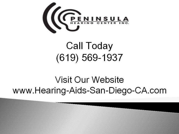 The Cochlear Implant  San Diego
