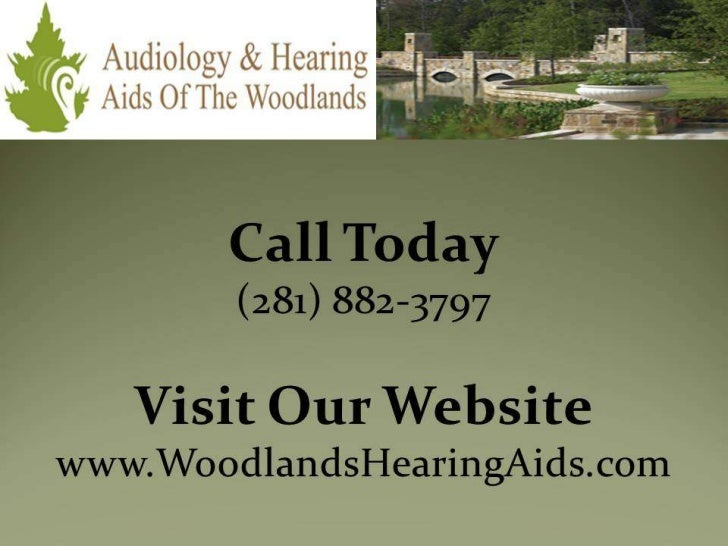 Hearing Loss               DefinedUnderstanding Your DiagnosisCall Today        (281) 882-3797