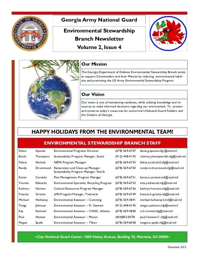 GAARNG_December 2012_CFMO_environmental newsletter v2_issue4__final