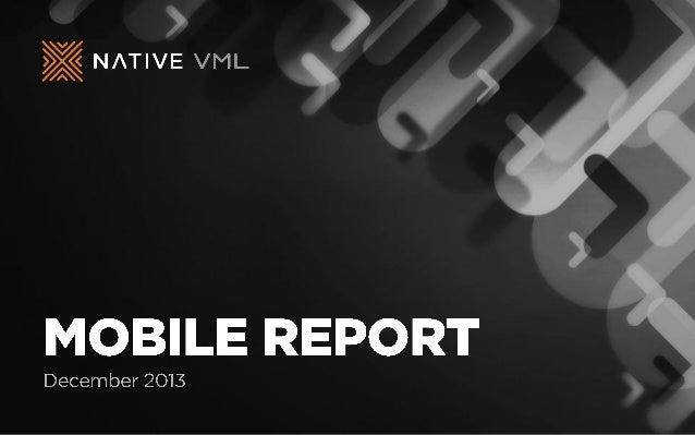 December 2013 Mobile Report