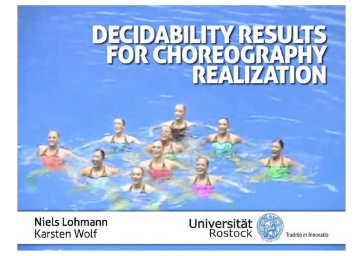 Decidability Results for Choreography Realization