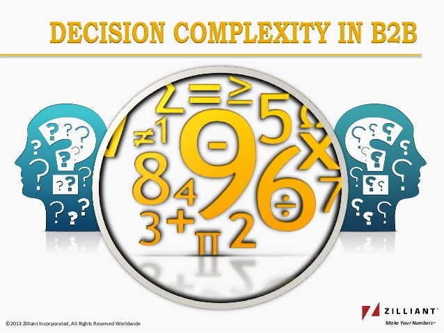 eBook: Decision Complexity in B2B