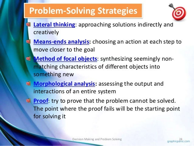 another word for problem solving skills apreender