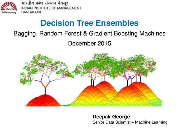 machine learning bagging