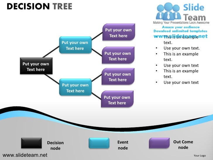 free decision tree template - decision tree powerpoint presentation templates