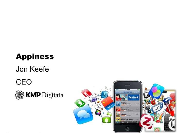 iPhone Application Marketing