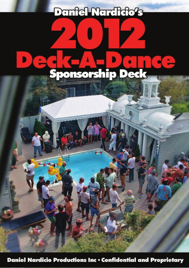Deck-A-Dance is a one day event at Fire Island's Historic BelvedereHotel in Cherry Grove, Fire Island. The event will be a...