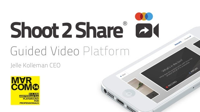 Guided Video Platform Jelle Kolleman CEO