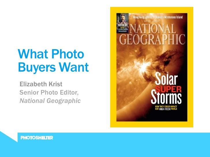 National Geographic Webinar Deck