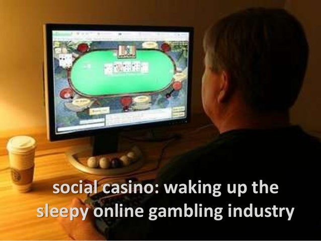 Social casino: waking up the sleepy online gambling industry (Social Gaming and Gambling Conference Berlin 2013)