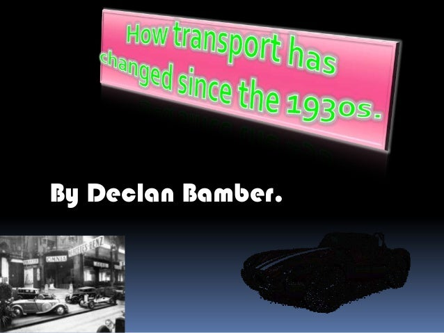 By Declan Bamber.