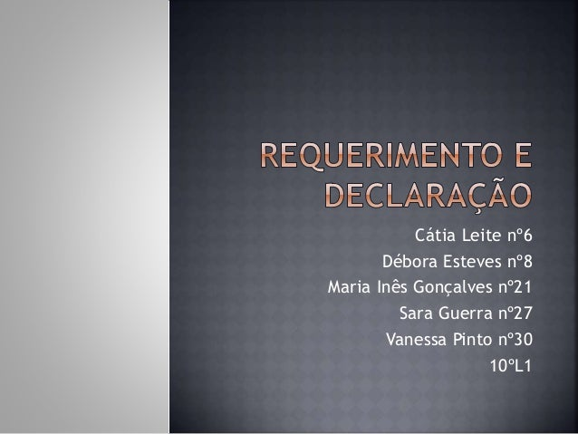 Cátia Leite nº6 Débora Esteves nº8 Maria Inês Gonçalves nº21 Sara Guerra nº27 Vanessa Pinto nº30 10ºL1