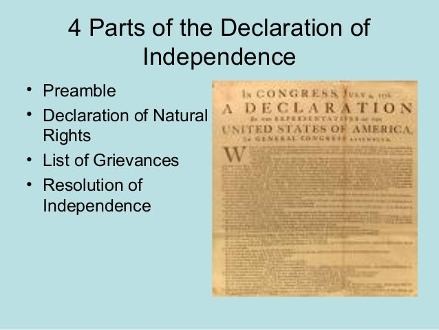 the purpose behind the declaration of independence in america Each year on july 4th, also known as independence day,  the declaration of independence is america's most cherished symbol of liberty,.