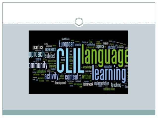 Content Language Integrated Learning (CLIL)