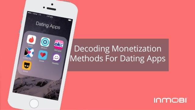 Dating monetization