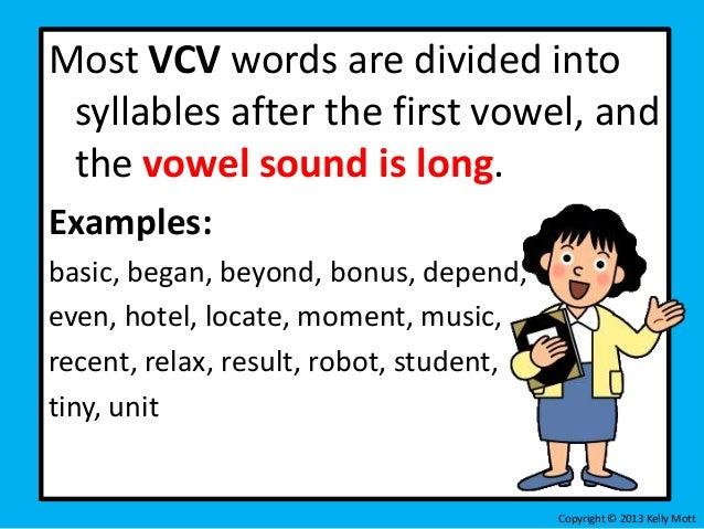 Decoding VCV unit 1 lesson 1