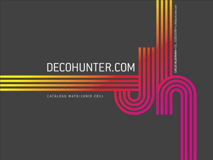 CATÁLOGO JUNIO 2011                                                                   DELIVERY                 IMPORTANTE:...