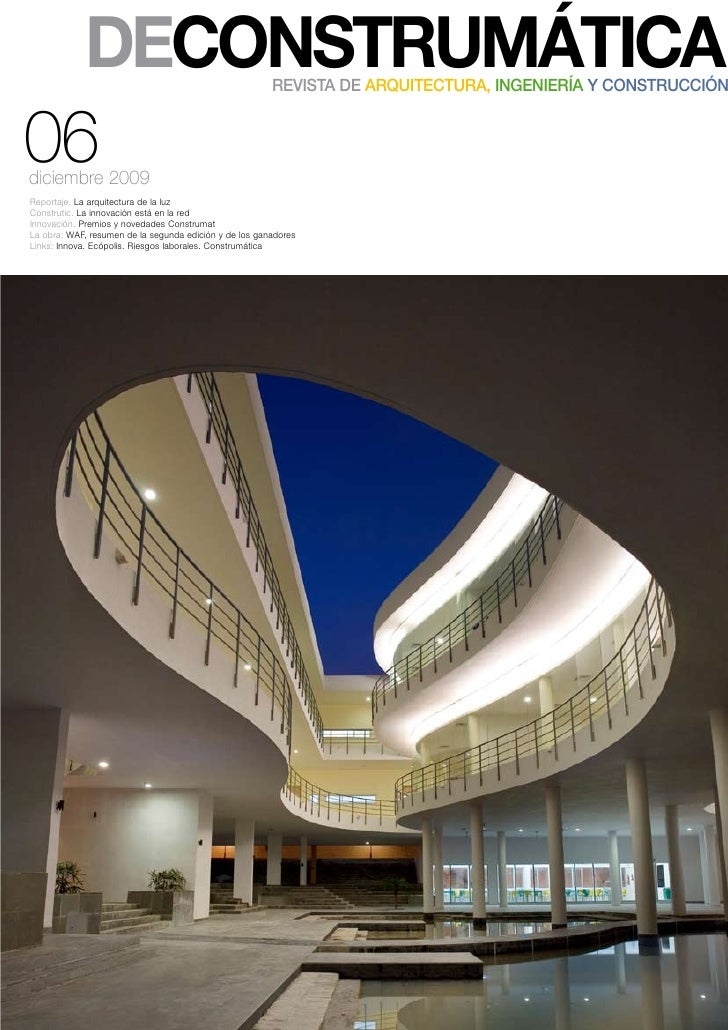 Deconstrumatica Revista Online Diciembre 2009