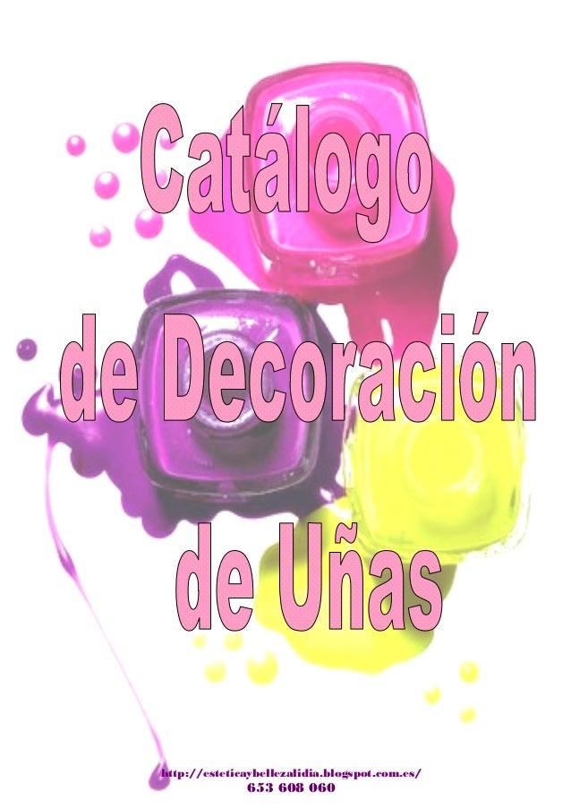http://esteticaybellezalidia.blogspot.com.es/ 653 608 060