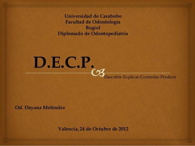 Universidad de Carabobo                   Facultad de Odontología                            Bogiol                Diploma...