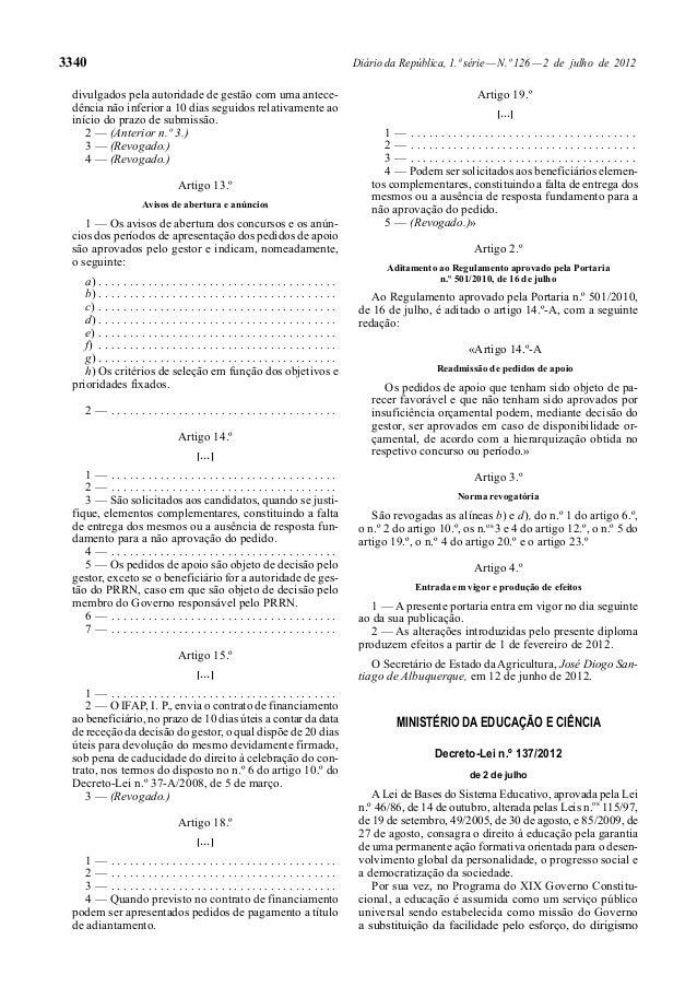 3340                                                                                   Diário da República, 1.ª série — N....