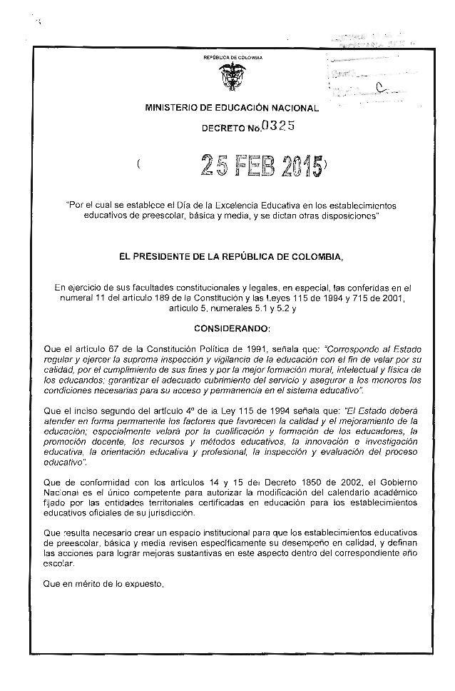 , ,.' ..:;~..t;· ¡ ' ,.,-. :: t.:,t~ ~¡<' ~ . P:.b.jtf- , .· r', :~ r REPÚBLICA DE COLOMBIA • MINISTERIO DE EDUCACiÓN NACI...